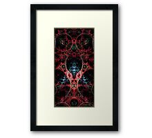 Biomechanica 2 (Best Viewed Full Screen) Framed Print