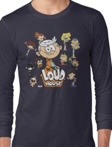 The Loud House - Family Long Sleeve T-Shirt