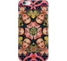 Frida Kahlo-idoscpe iPhone Case/Skin