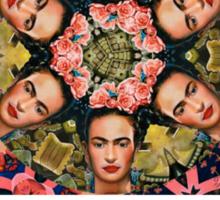Frida Kahlo-idoscpe Sticker