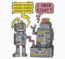 Robot Talk Kids Clothes