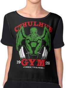 Cthulhus Gym Chiffon Top