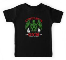 Cthulhus Gym Kids Tee