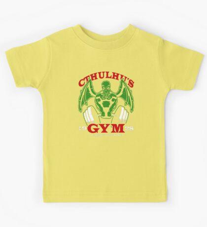 Cthulhus Gym Kids Tee