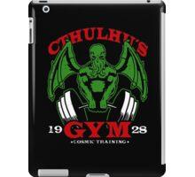 Cthulhus Gym iPad Case/Skin
