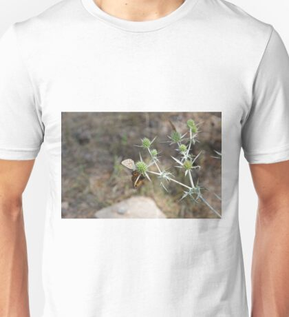 eating butterfly Unisex T-Shirt