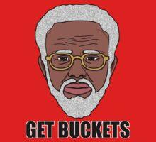 "Uncle Drew ""Get Buckets"" Kids Clothes"