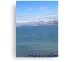 Irish coast 3 Canvas Print