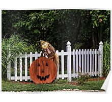 It's fall again! Poster