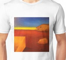 How Many Surrealists? Number 2 Unisex T-Shirt