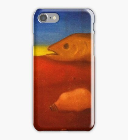 How Many Surrealists? Number 2 iPhone Case/Skin