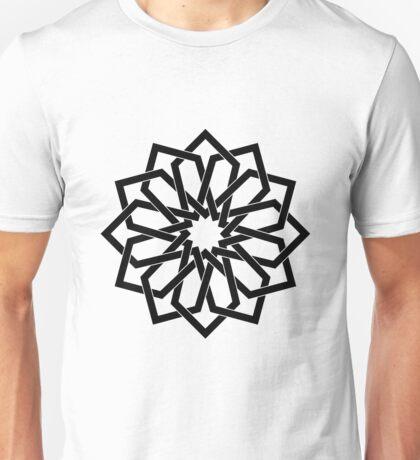 Square rose Unisex T-Shirt