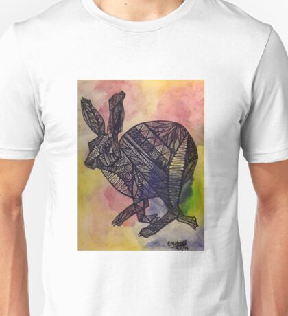 Abstract Hare  Unisex T-Shirt