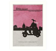 Roman Holiday Art Print