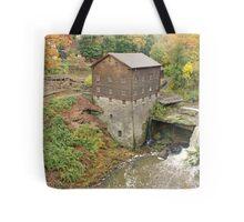 Mill Creek's Historic Mill Tote Bag