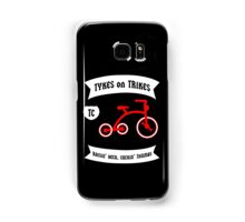 Tykes on Trikes Tricycle Gang (for kids and kids at heart) Samsung Galaxy Case/Skin