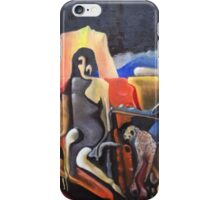 Brie and the Hyaenas iPhone Case/Skin