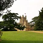 Downton abbey house and grounds by miradorpictures