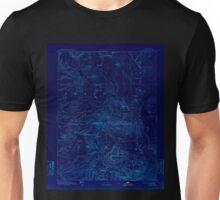 USGS TOPO Map California CA Lassen Peak 299804 1894 250000 geo Inverted Unisex T-Shirt