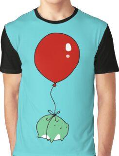 Balloon Frog Graphic T-Shirt