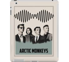 ArcticWaves iPad Case/Skin