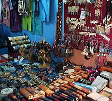 Tuareg Accessories by Omar Dakhane