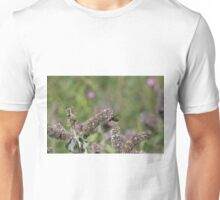 flower with insect Unisex T-Shirt