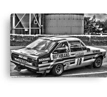 Ford Escort - Carfest South 2014 Canvas Print
