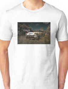 Abandoned 1956 Cadillac Unisex T-Shirt