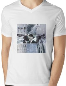 Oswald Cobblepot Aesthetic Mens V-Neck T-Shirt