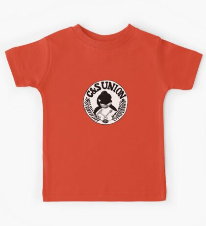 C&S Union: Union of Killer Whale Tank Clean and Scrub Men Kids Tee