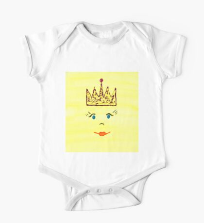 My little princess One Piece - Short Sleeve
