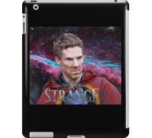 Doctor Strange Is Majestic  iPad Case/Skin