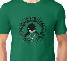 C&S Union: Union of Killer Whale Tank Clean and Scrub Men Unisex T-Shirt