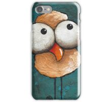 The yellow bird iPhone Case/Skin