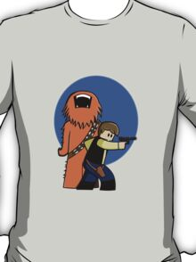 Han and Chewie Mini T-Shirt