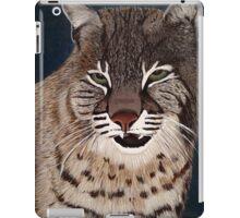 Bobcat iPad Case/Skin