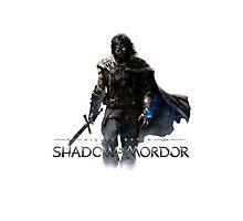 Shadow of Mordor Photographic Print