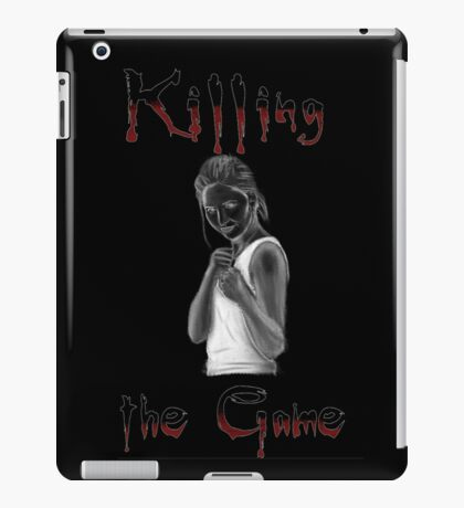 Buffy Killing the Game iPad Case/Skin