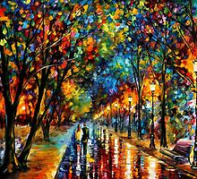 When Dreams Come True — Buy Now Link - http://goo.gl/KBPoiA by Leonid  Afremov