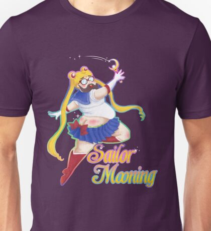Sailor Mooning Unisex T-Shirt