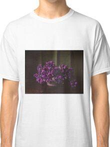 Purple bouquet Classic T-Shirt