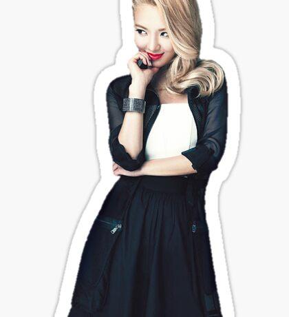 Hyoyeon Sticker