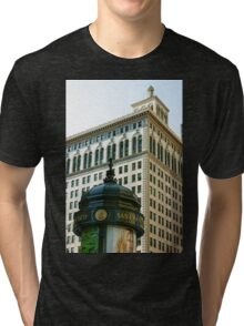 For the Love of San Francisco Tri-blend T-Shirt