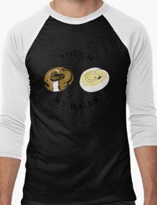 Ball Python T-shirt - Touch Men's Baseball ¾ T-Shirt