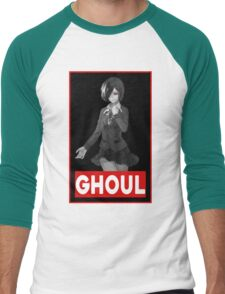 Touka Tokyo Ghoul Men's Baseball ¾ T-Shirt