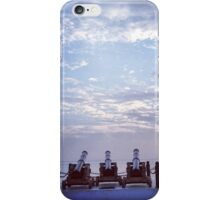 Waiting cannons iPhone Case/Skin