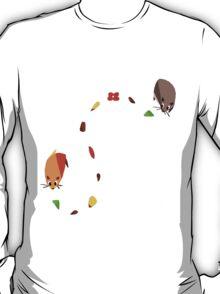 Hamster trail  T-Shirt