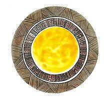 Shades of the Sun by Dominique Pitman Perez