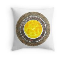 Shades of the Sun Throw Pillow